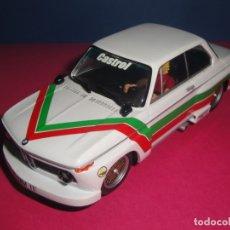 Slot Cars: BMW 2002 CASTROL. CARRERA. Lote 176780763