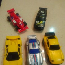 Slot Cars: LOTE DE COCHES DE PISTA - SLOT CARS. Lote 176965563
