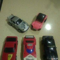 Slot Cars: LOTE DE COCHES DE PISTA - SLOT CARS. Lote 176965607