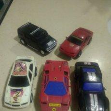 Slot Cars: LOTE DE COCHES DE PISTA - SLOT CARS. Lote 176965698