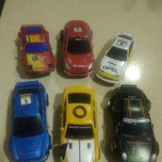 Slot Cars: LOTE DE COCHES DE PISTA - SLOT CARS. Lote 176965850