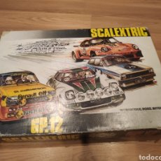 Slot Cars: SCALEXTRIC CIRCUITO GP12. Lote 177063833