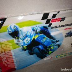 Slot Cars: MOTO GP SUPERSLOT . Lote 177145623
