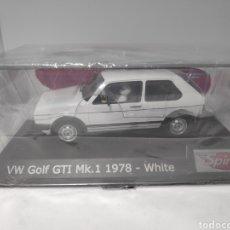 Slot Cars: SPIRIT VW GOLF GTI MK1 WHITE STREET VERSION REF. 0701501. Lote 177278139
