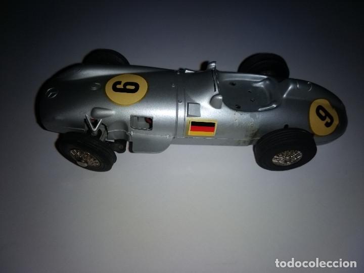 Slot Cars: MARKLIN Sprint. (pareja coches). Ferrari Supersqualo y Mercedes W 196 Monoposto - Foto 5 - 177614937