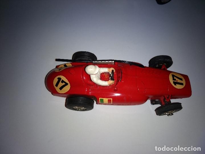 Slot Cars: MARKLIN Sprint. (pareja coches). Ferrari Supersqualo y Mercedes W 196 Monoposto - Foto 7 - 177614937