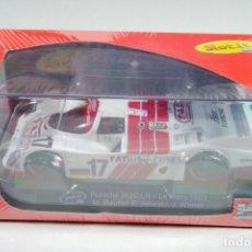 Slot Cars: SCALEXTRIC SLOT.IT PORSCHE 962C LH. Lote 177737198