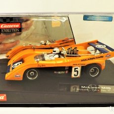 Slot Cars: CARRERA SLOT MCLAREN M20. Lote 178110850