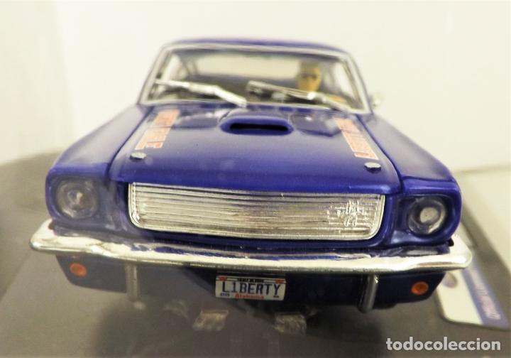 Slot Cars: Carrera slot Ford Mustang GT Liberty Eagle - Foto 3 - 178110949