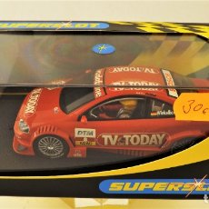 Slot Cars: SUPERSLOT OPEL V8 TV TODAY REF H2475. Lote 178192752