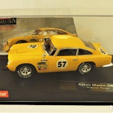 Slot Cars: CARRERA SLOT ASTON MARTIN DB 5 REF 25736. Lote 178193613