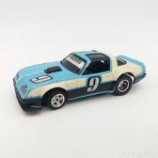 Slot Cars: MUY RARO PONTIAC FIREBIRD NASCAR AURORA TCR TOTAL CONTROL RACING. Lote 178246423