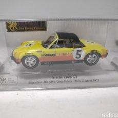 Slot Cars: SRC PORSCHE 914/6 GT 24H. DAYTONA 1971 REF. 016 02. Lote 178563596