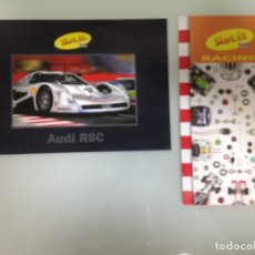 Slot Cars: SLOT, SLOT.IT, AUDI R8C DIPTICO, POLIPTICO RACING. Lote 178714083
