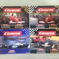 Slot Cars: SLOT,CARRERA, CATALOGO 2002, 2003, CO!!! 2003, 2004-2005. Lote 178718016
