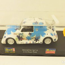 Slot Cars: SLOT REVELL VW UNIROYAL. Lote 178758317