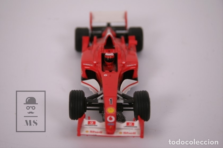 Slot Cars: Coche Scalextric - Ferrari Carrera Formula 1- Evolution - Foto 3 - 178785440