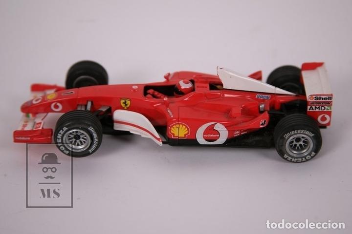 Slot Cars: Coche Scalextric - Ferrari Carrera Formula 1- Evolution - Foto 4 - 178785440