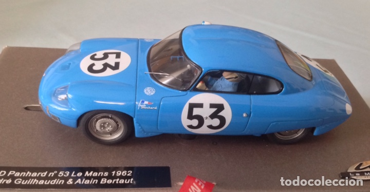 Slot Cars: Le Mans Miniatures CD Panhard - Foto 2 - 178858557