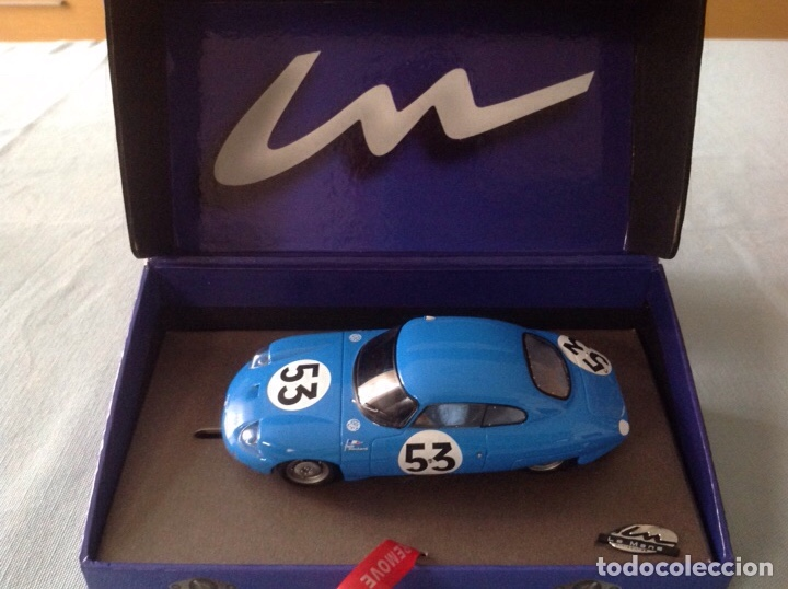 LE MANS MINIATURES CD PANHARD (Juguetes - Slot Cars - Magic Cars y Otros)