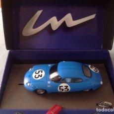 Slot Cars: LE MANS MINIATURES CD PANHARD. Lote 178858557