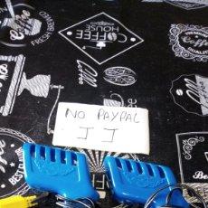 Slot Cars: LOTE DOS MANDOS SLOT MICROMACHINES MICRO MACHINES NO PROBADOS EN APARIENCIA EN BUEN ESTADO. Lote 179134415