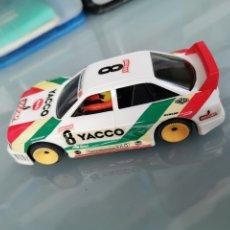 Slot Cars: SCX AUDI 90 GTO. Lote 179189492
