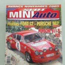 Slot Cars: SLOT MINIAUTO 4,NISSAN SPEED LIGHT,PORSCHE 911 S, FORD FIESTA JWRC, CITROEN C2 JWRC, FORD GT, 962 C. Lote 179524745