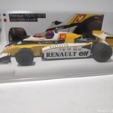 Slot Cars: HOBBYCLASSIC RENAULT RS10 F1 1979 SRC. Lote 180005385