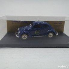 Slot Cars: PINK-KAR CV-2002 EURO VW BEETLE 01.01.2002   SCALEXTRIC  . Lote 180142223