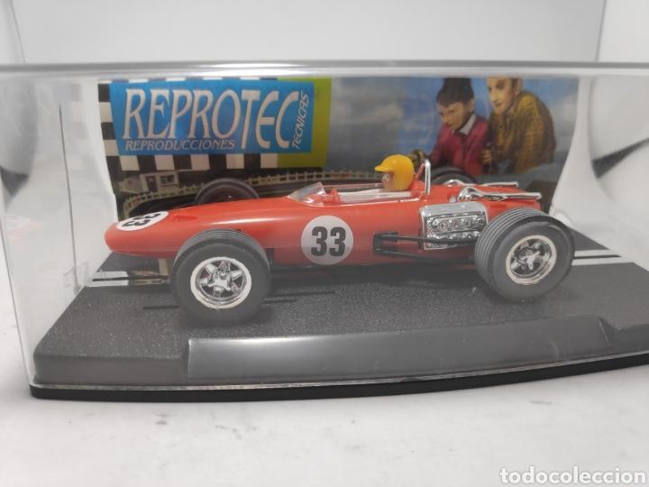 REPROTEC BRM F1 ROJO (Juguetes - Slot Cars - Magic Cars y Otros)