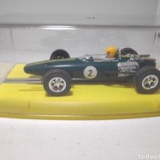 Slot Cars: REPROTEC BRM F1 VERDE 24H. RESISTENCIA RACING SLOT 02. Lote 180267793