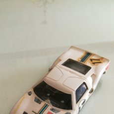 Slot Cars: FORD GT40 ATLAS. Lote 180331090