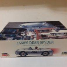 Slot Cars: SCALEXTRIC REVELL SPYDER JAMES DEAN EN CAJA. Lote 180493926