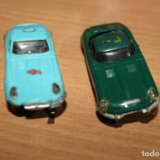 Slot Cars: COCHES MINIS DE SLOT. Lote 181948526