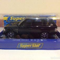 Slot Cars: RANGE ROVER SUPERSLOT. Lote 182029508
