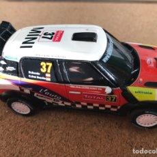 Slot Cars: COCHE MINI COUNTRYMQN WRC PARA CIRCUITO CARRERA.. Lote 182062221