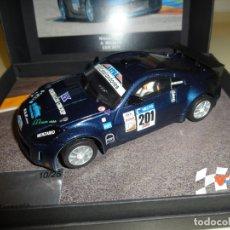 Slot Cars: V-LINE. NISSAN 350Z. A.MERZARIO 2011. Lote 182317431