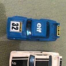Slot Cars: ANTIGUOS COCHES CARRERAS IDEAL TOYS CORP 1980 SLOT. Lote 182537861