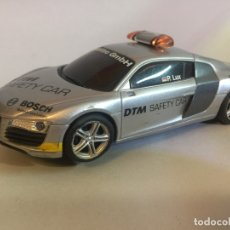 Slot Cars: SLOT CARRERA AUDI R8 SAFETY CAR. Lote 182909972