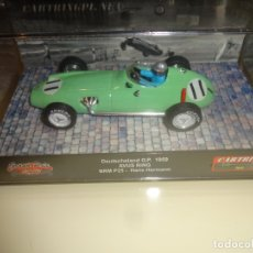 Slot Cars: CARTRIX. BRM P25. GP. ALEMANIA 1959. A. RING. CARTRIX GPL 2012. REF. 0026. Lote 183015031