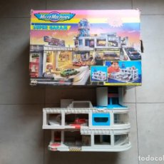Slot Cars: SUPER GARAJE MICROMACHINES. INCOMPLETO. Lote 183539153