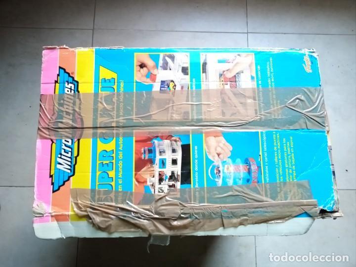Slot Cars: Super Garaje Micromachines. Incompleto - Foto 11 - 183539153