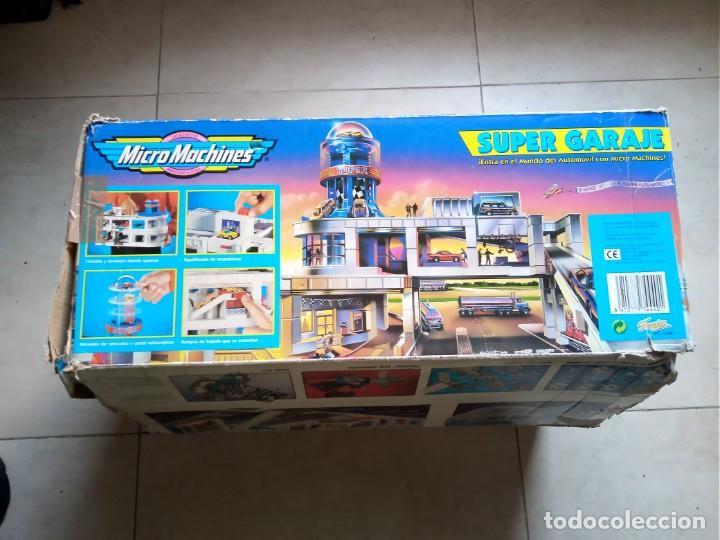 Slot Cars: Super Garaje Micromachines. Incompleto - Foto 13 - 183539153