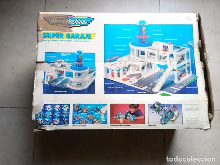 Slot Cars: Super Garaje Micromachines. Incompleto - Foto 15 - 183539153