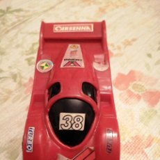 Slot Cars: COCHE CASERNNA CIRCUITO DE LOS 80 NO SCALEXTRIC. Lote 183957463