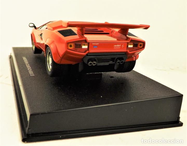 Slot Cars: slot Auto Art Lamborghini Countach 5000 S - Foto 2 - 184684545