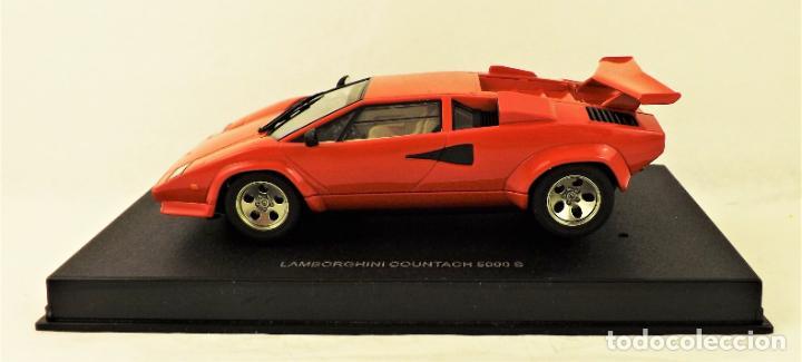 Slot Cars: slot Auto Art Lamborghini Countach 5000 S - Foto 3 - 184684545