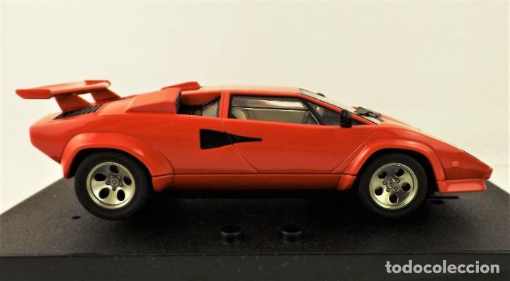 Slot Cars: slot Auto Art Lamborghini Countach 5000 S - Foto 6 - 184684545