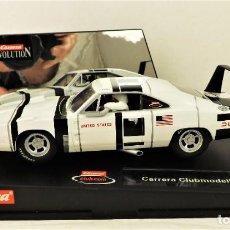 Slot Cars: SLOT CARRERA CLUB 2004 DODGE CHARGER NASA. Lote 184684900